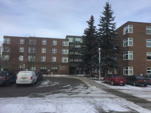 RVW Ltd Calgary Vinyl Windows Apartment Building