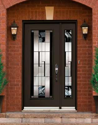 Exterior Front Entry Doors in Calgary