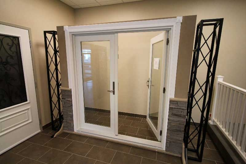 Image showing French Door for Garden Entrance in Calgary