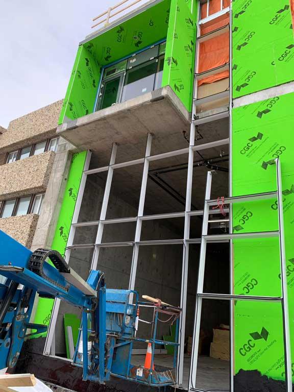 RVW Ltd Calgary Aluminum Curtain Wall