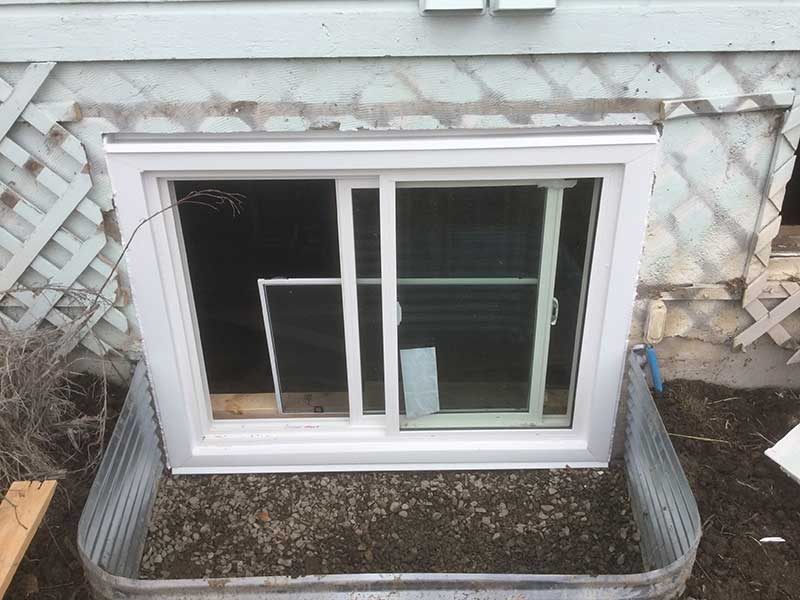 RVW Ltd Calgary Egress Window