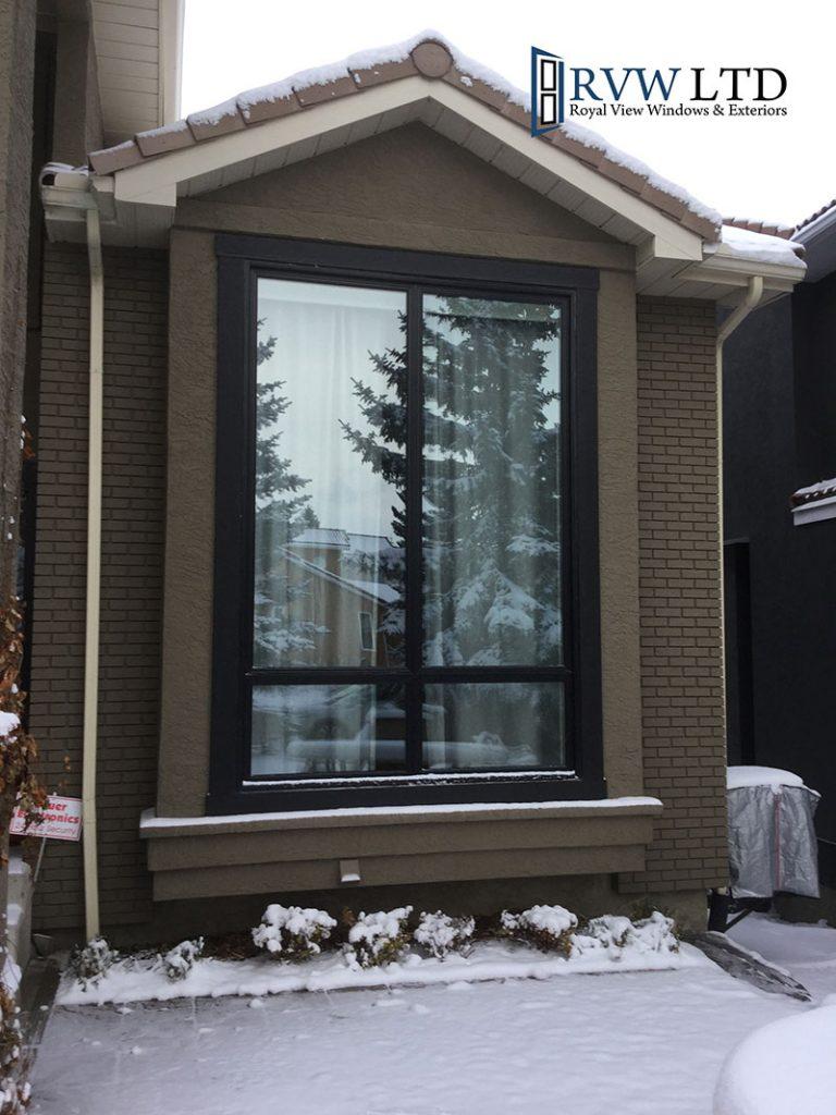 Calgary-signal-hill-royal-view-windows-black-vinyl-window-2