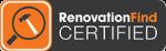 Renovation Find Certified